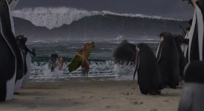 Лови волну! - Surfs Up