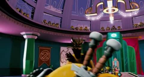 Оз: Нашествие летучих обезьян - Guardianes de Oz