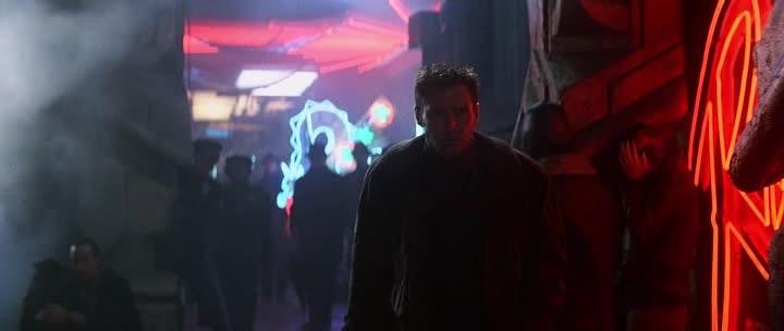 Бегущий по лезвию - Blade Runner