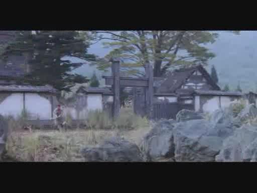 Провал во времени - Sengoku jieitai
