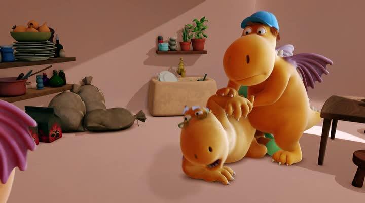 Кокоша – маленький дракон - Der kleine Drache Kokosnuss