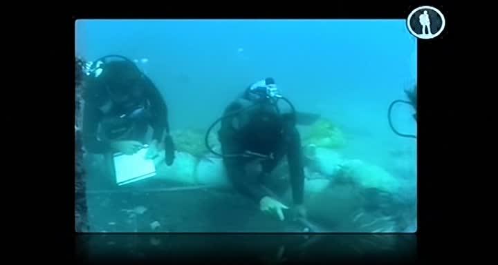 10000 лет под водой. Загадка Атлит-яма - Le mystere Atlit Yam. 10000 ans sous les mers