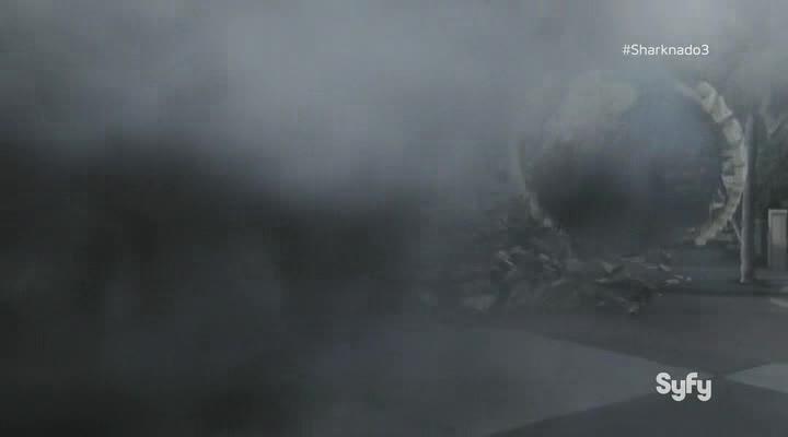 Акулий торнадо 3 - Sharknado 3- Oh Hell No!