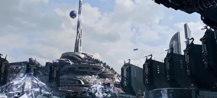 Земля будущего - Tomorrowland