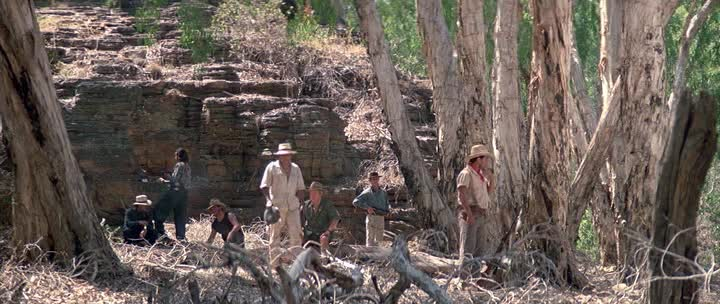 Крокодил Данди 2 - Crocodile Dundee II