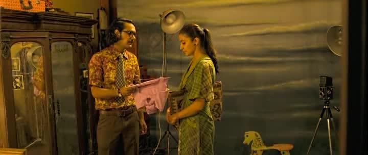 Бомбейский бархат - Bombay Velvet