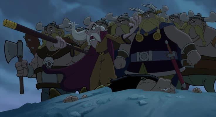 Астерикс и викинги - Asterix et les Vikings