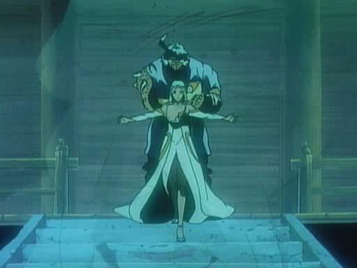 Уроцукидодзи 3: Тайна сверхдемона - Chojin densetsu Urotsukidoji 3: Kanketsu jigoku hen