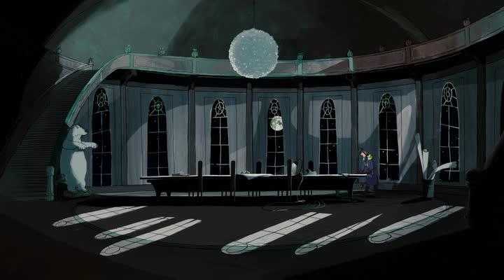 Человек с луны - Der Mondmann