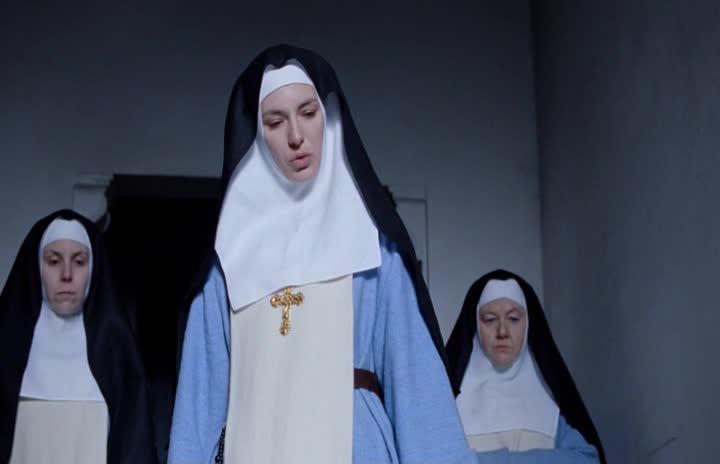 Монахиня - La religieuse