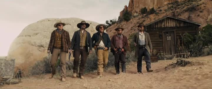 Нелепая шестёрка - The Ridiculous 6