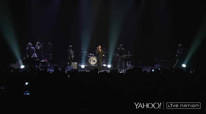 Dave Gahan & Soulsavers - The Theatre at Ace Hotel