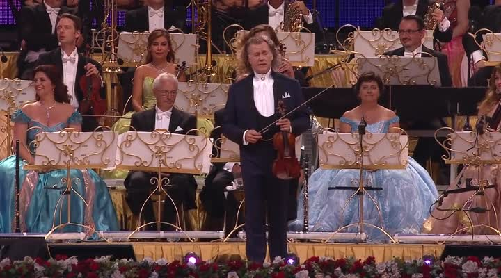 Andre Rieu - Wonderful world (Live in Maastricht)