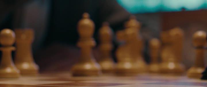 Жертвуя пешкой - Pawn Sacrifice