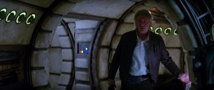 Звёздные войны: Пробуждение силы - Star Wars- Episode VII - The Force Awakens