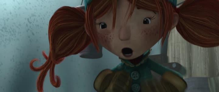Снежная битва - La guerre des tuques 3D