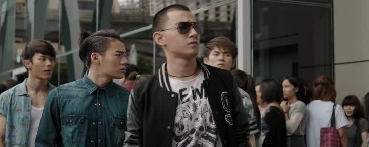 Опасные парни - Wai peng nak leng kha san