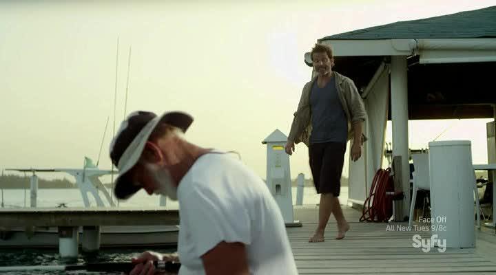 Акулосьминог против Китоволка - Sharktopus vs. Whalewolf