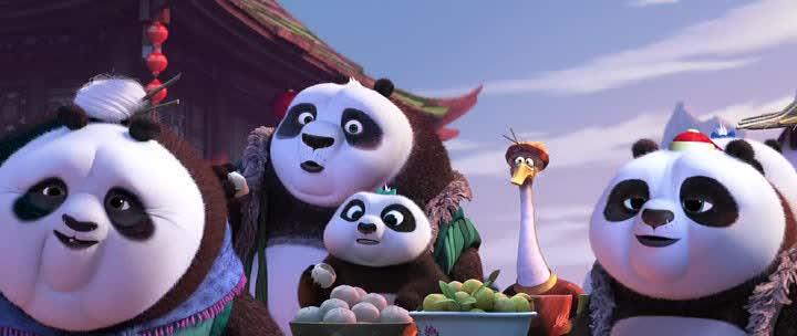 Кунг-фу Панда 3 - Kung Fu Panda 3