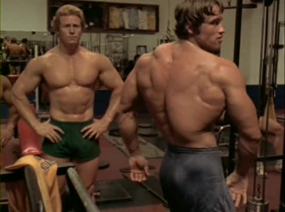 pumping iron torrents