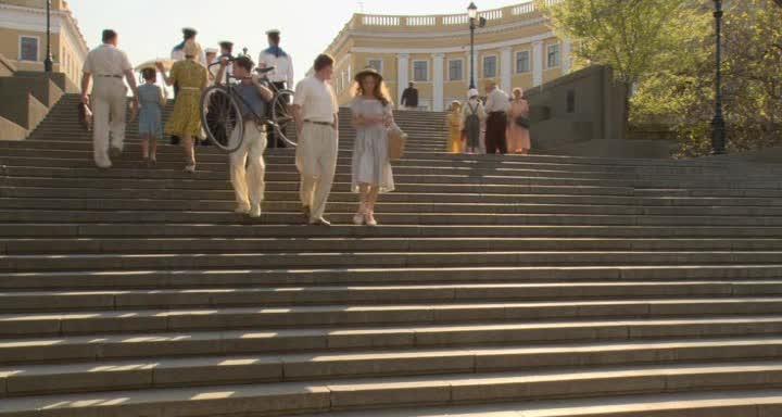 Три дня в Одессе - Tri dnya v Odesse