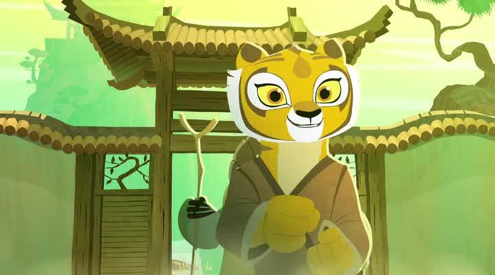 Кунг-Фу Панда: Загадки свитка - Kung Fu Panda- Secrets of the Scroll
