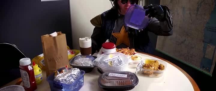 Космический полицейский - Space Cop