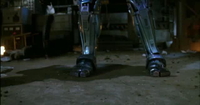 Робот-полицейский - RoboCop 3