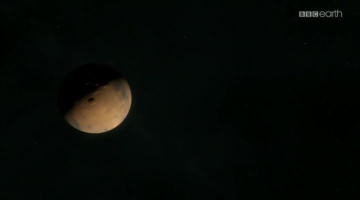 BBC. Человек на Марсе. Экспедиция на красную планету - Man on Mars- Mission to the Red Planet