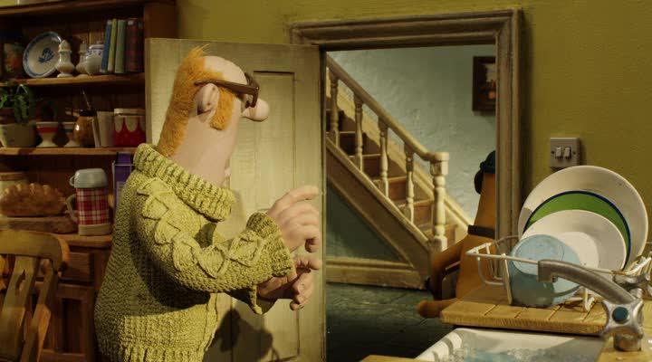 Барашек Шон: Фермерский бедлам - Shaun the sheep- The farmer's llamas