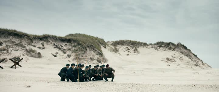 ��� ����� - Under sandet