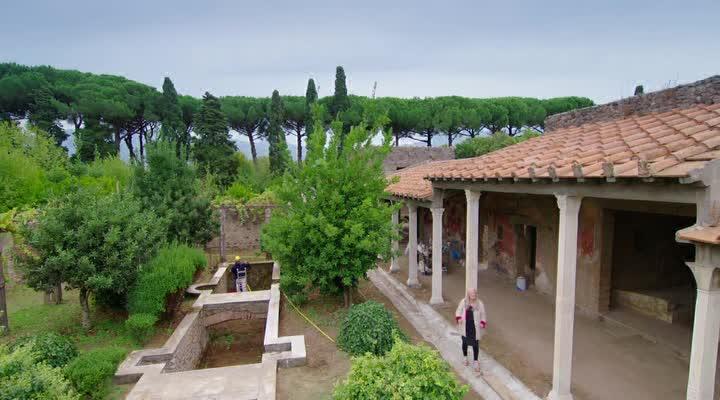 BBC: Помпеи: новые секреты - Pompeii- New Secrets Revealed with Mary Beard