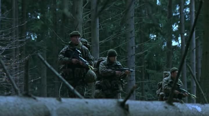 ���-����� - Dog Soldiers