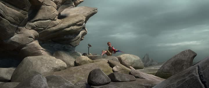 Робинзон Крузо: Очень обитаемый остров - Robinson Crusoe