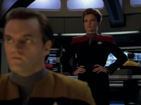 Звездный Путь: Вояджер. Сезон 1 - Star Trek: Voyager