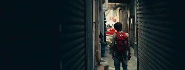 Приключения в Гонконге - Gang jiong