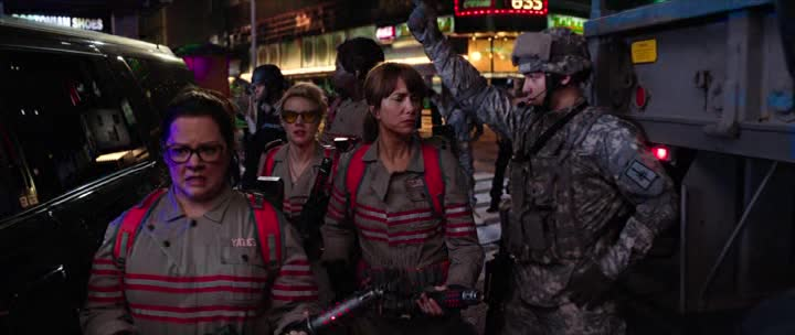 �������� �� ������������ - Ghostbusters