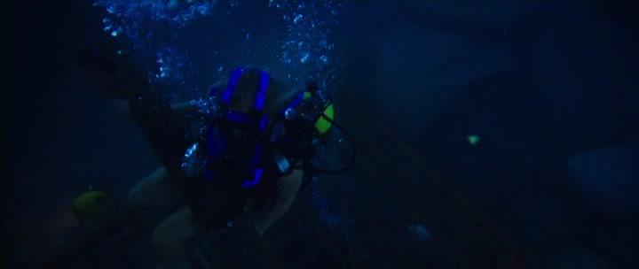 Страх глубины - In the Deep