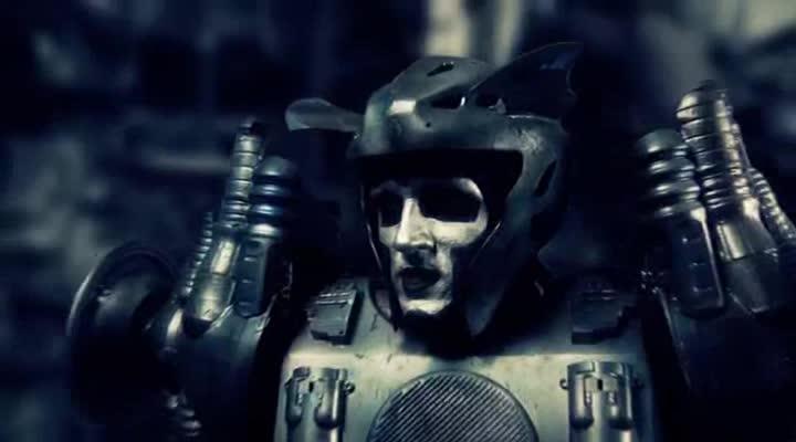 Роботы-убийцы! Разрушить и сжечь - The Killer Robots! Crash and Burn