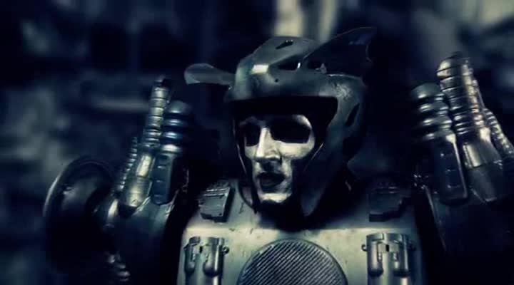 ������-������! ��������� � ����� - The Killer Robots! Crash and Burn