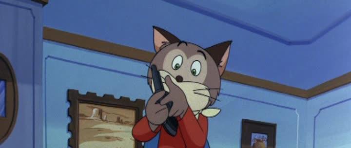 Кот в сапогах на Диком Западе - Nagagutsu sanjushi
