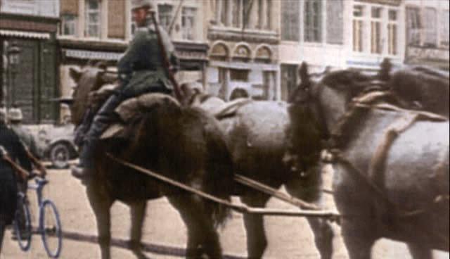 ������ ������� � �����: ���������� - World War I in color: Catastrophe