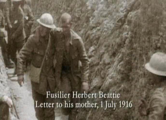 Первая мировая в цвете: Бойня в окопах - World War I in color: Slaughter in the Trenches