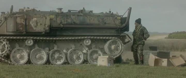 Танк 432 - Belly of the Bulldog