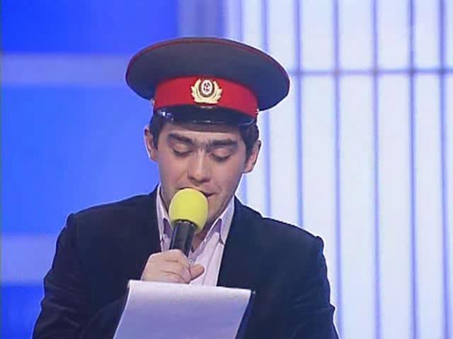 К.В.Н. Высшая лига. Второй полуфинал - K.V.N. Vysshaya liga. Vtoroy polufinal