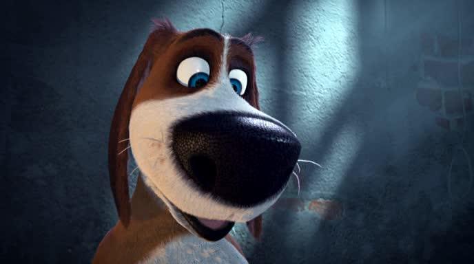 Большой собачий побег - Ozzy