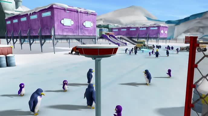 Полярные приключения - Polar Adventure