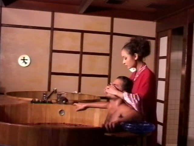 ������ ��������� ������� ����� - Geisha Massage