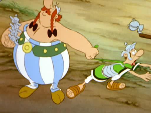 Астерикс завоевывает Америку - Asterix in America