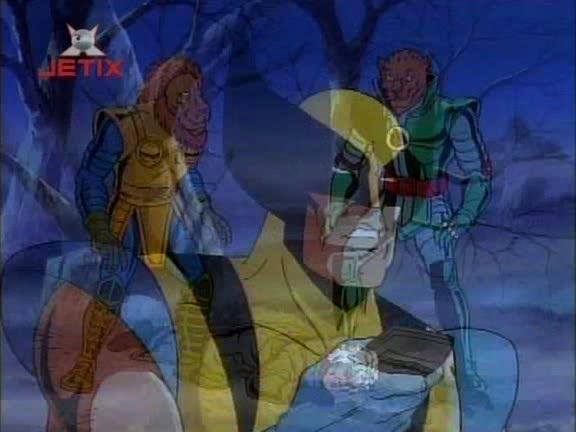 Люди Икс. Сезон 4 - X-Men. Season IV